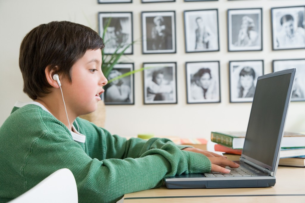 internet gyerek