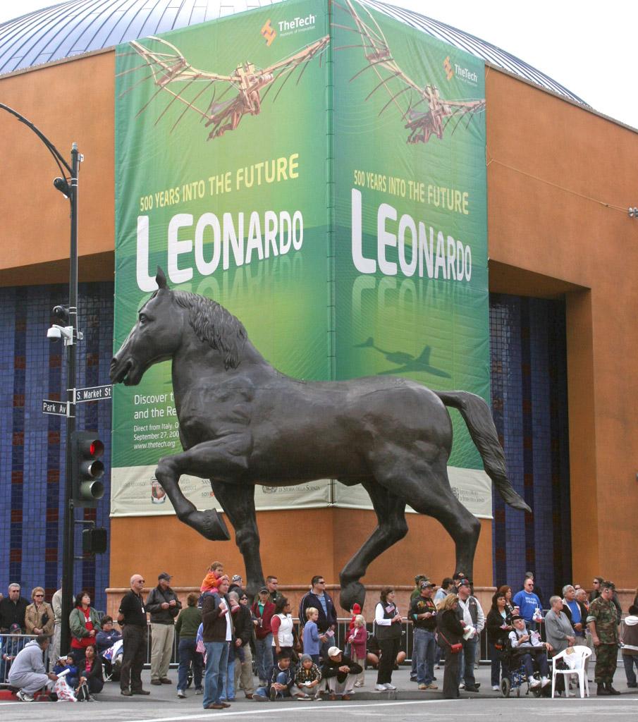 Ez a ló jön Pécsre - Itt még Kaliforniában volt