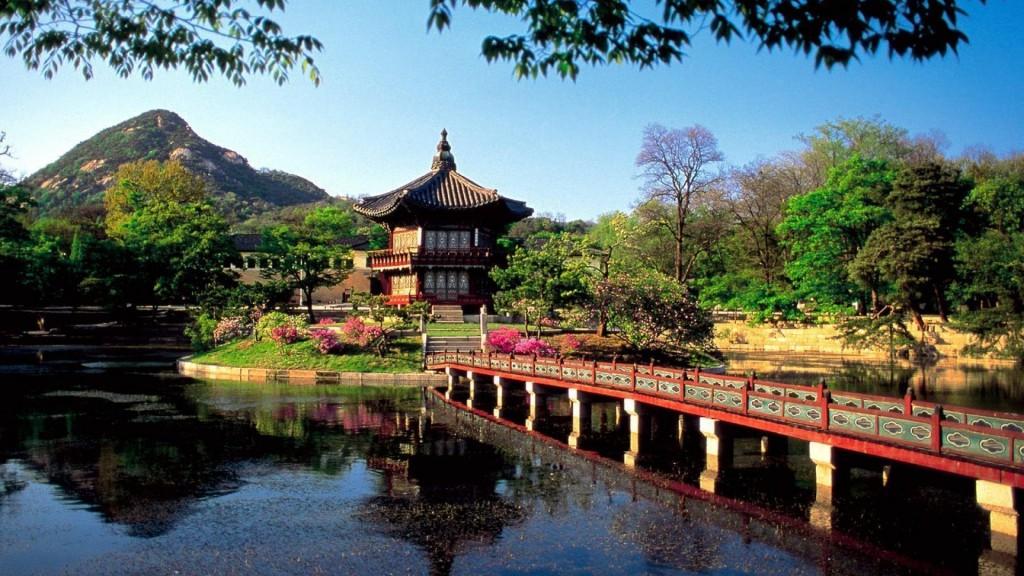 délkorea