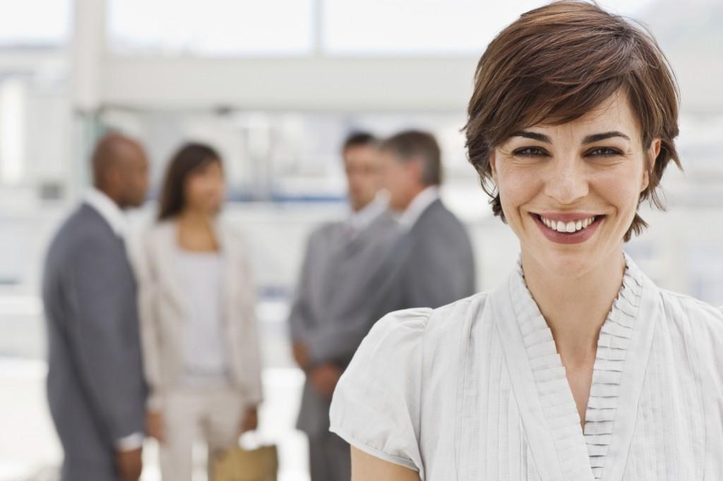 női vezetők
