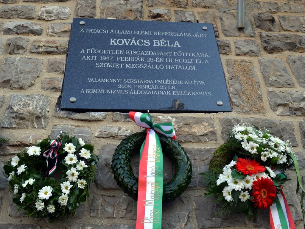 kommunizmus, Kovács Béla11