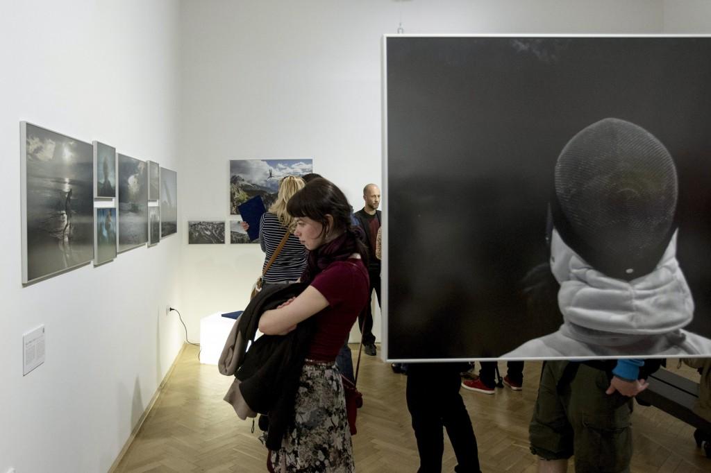 Megnyílt 32. Magyar Sajtófotó Kiállítás