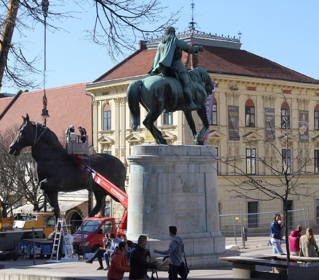 Sforza ló, kolosszus 008