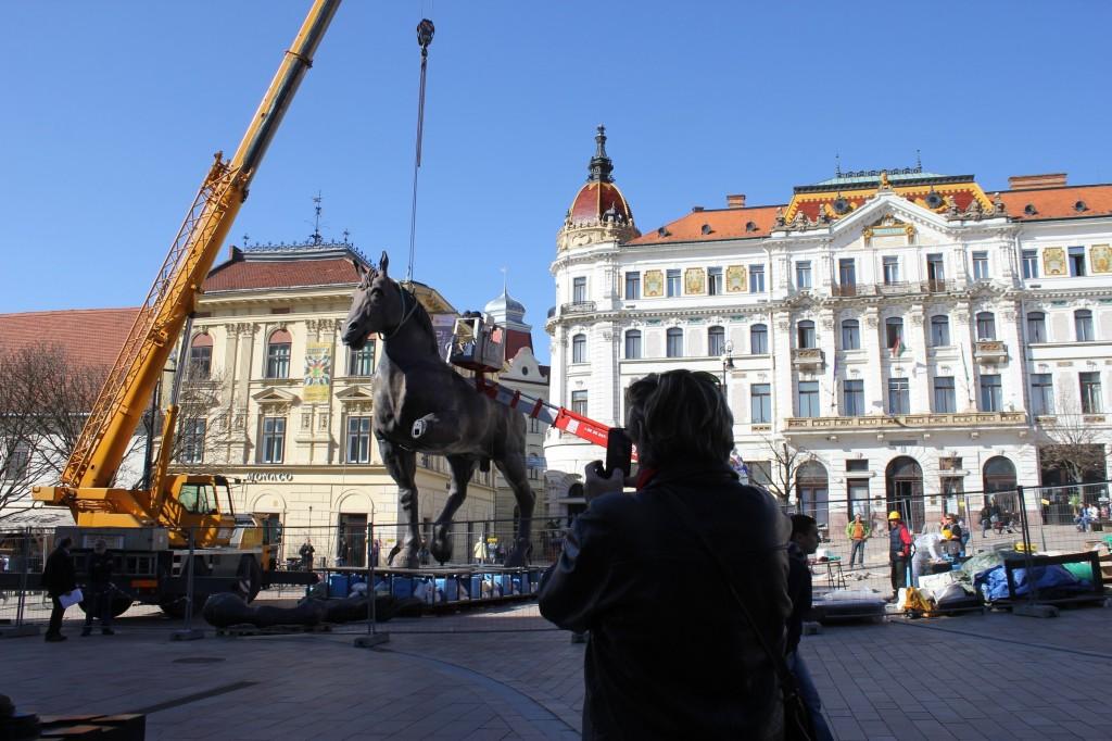 Sforza ló, kolosszus 023