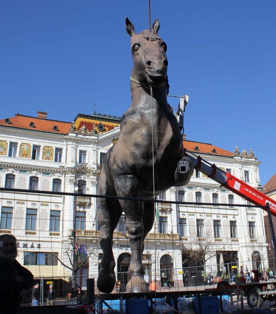 Sforza ló, kolosszus 025
