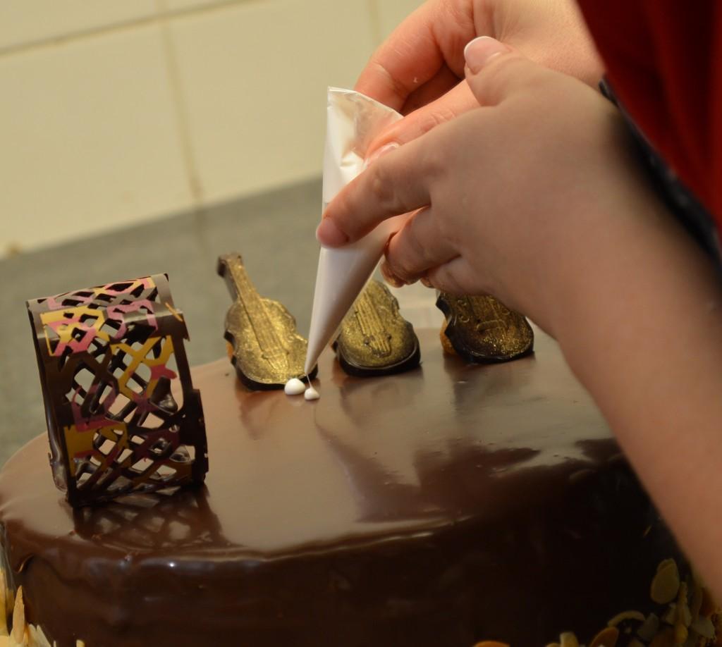 Pécs tortájában is a városra jellemző ízek találkoznak