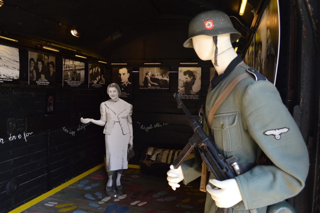 holokauszt vagon kiállítás2