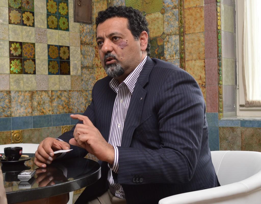 Shahrokh Mirza Hosseini csábította Pécsre az iráni delegációt