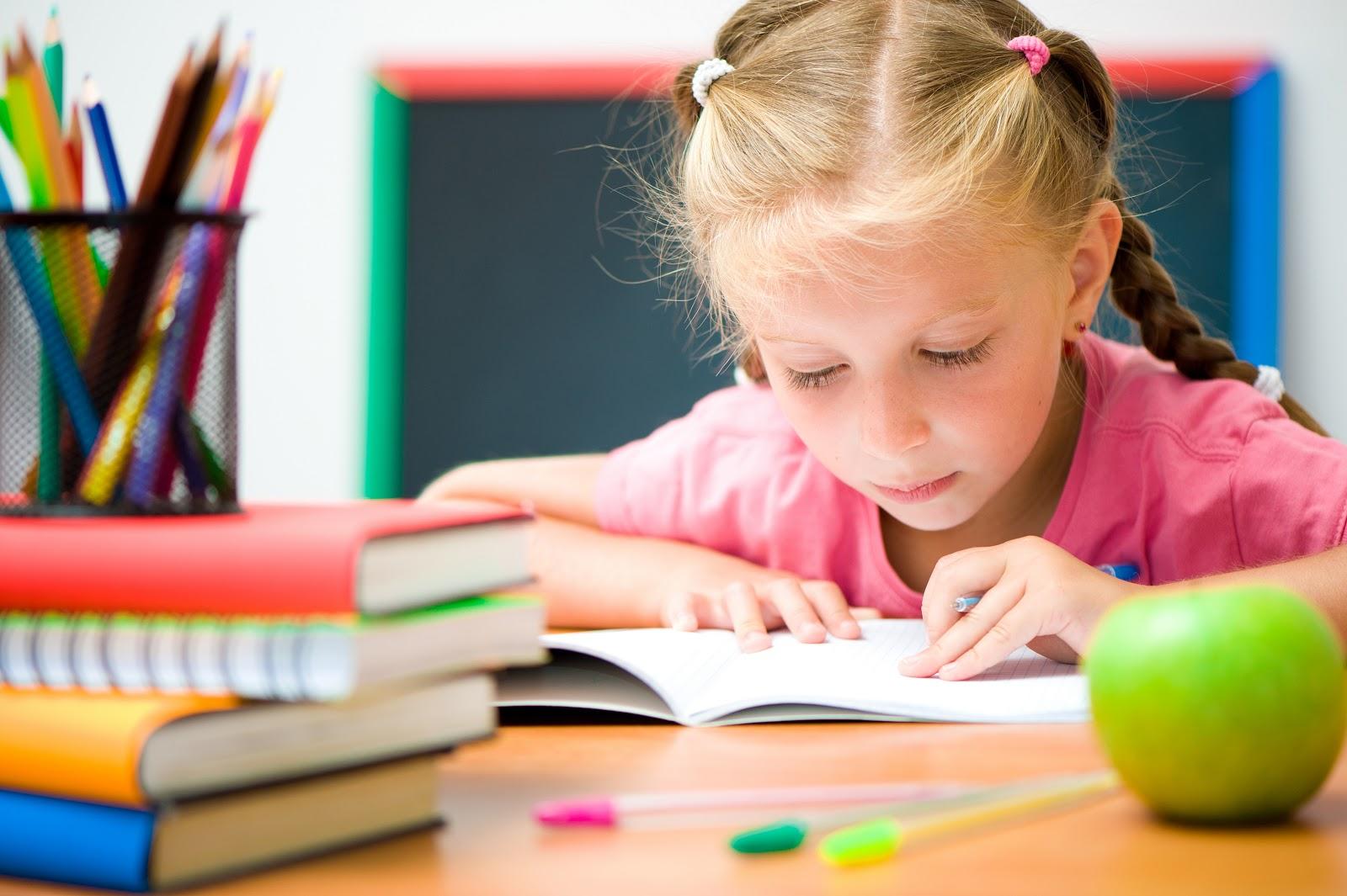 iskolaérettség kislány
