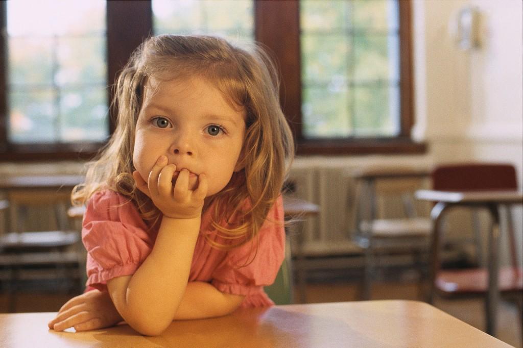 kislány iskolaérett