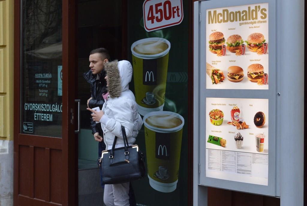 Január negyedikén kérhetünk itt utoljára Big Macet