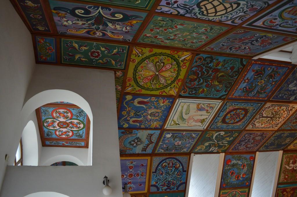 református templom festett kazetták3