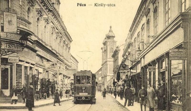 király utcapécs