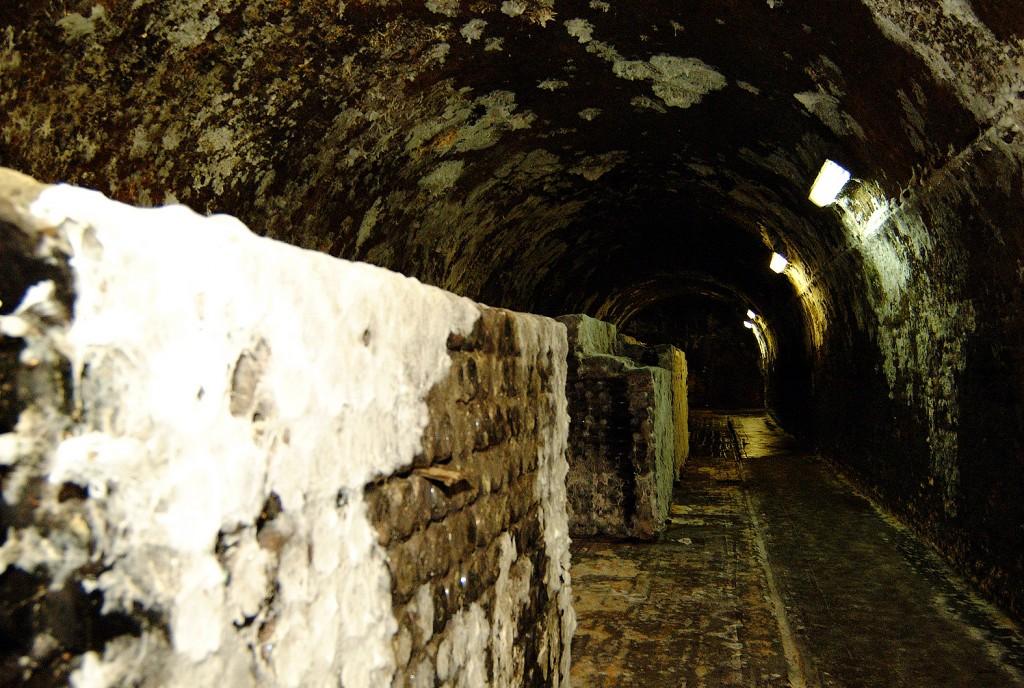 Több ezer méternyi pincerendszer van Pécs alatt