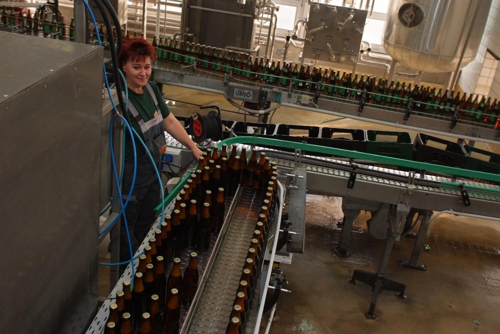 A pécsi sörök csak a megszokott palackokba kerülnek - legalábbis egyelőre