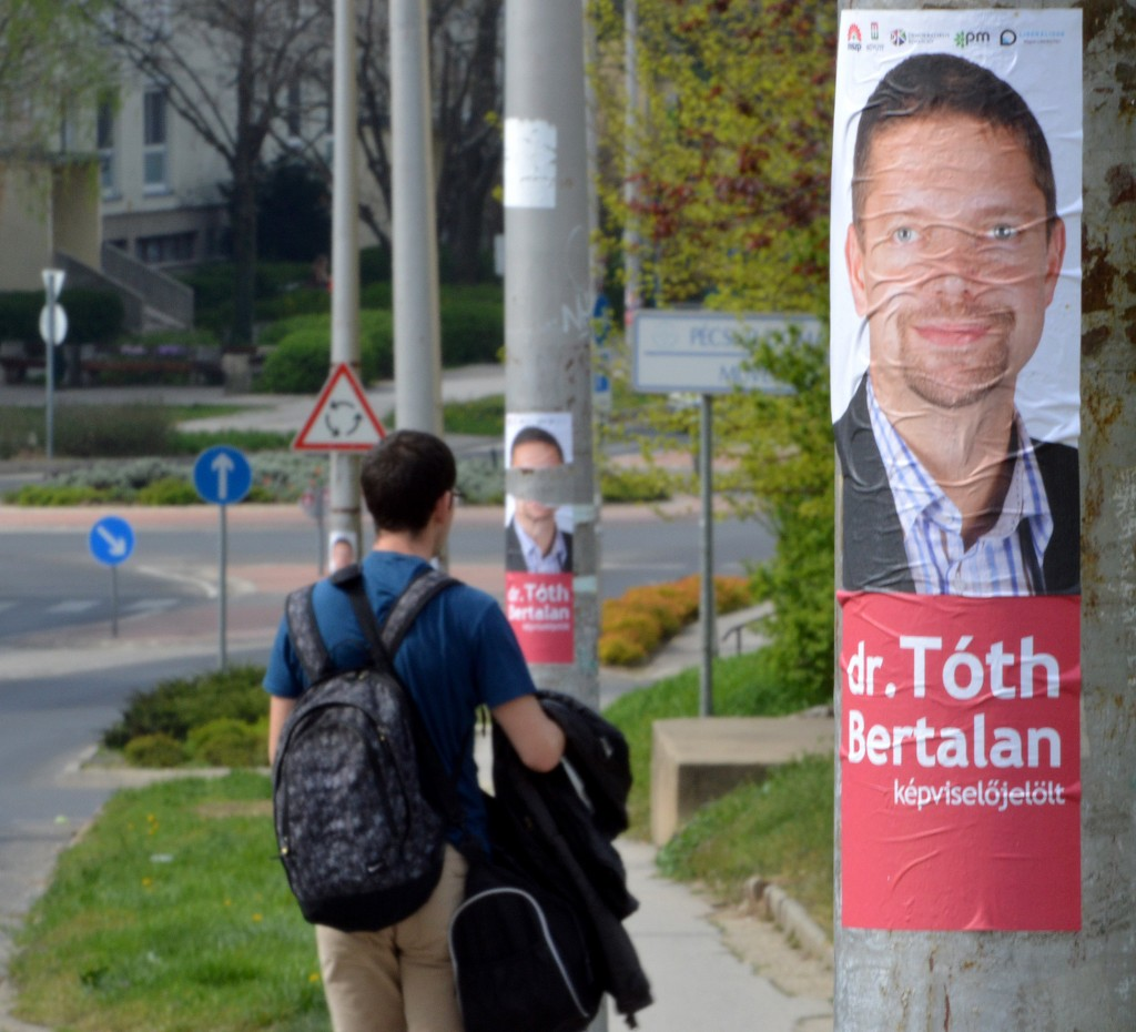 tóth bertalan, választási plakát5
