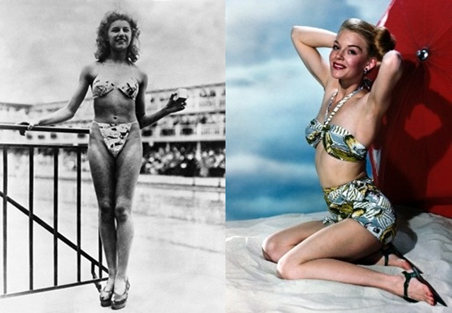 40es évek bikini