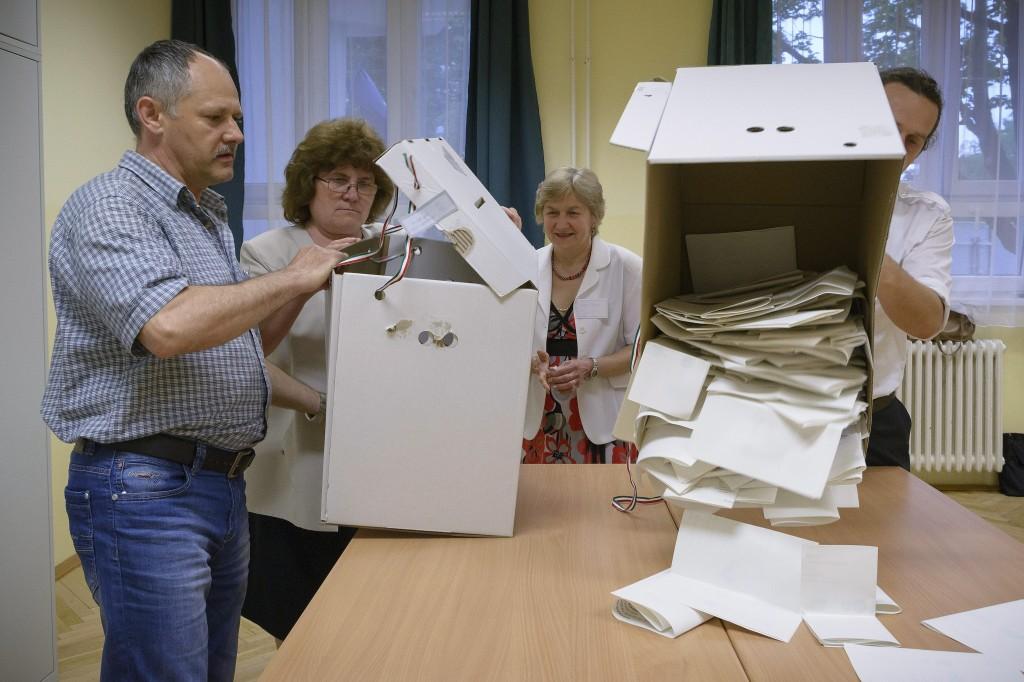 Az emberek bő egyharmada szokott csak szavazni az önkormányzati választásokon