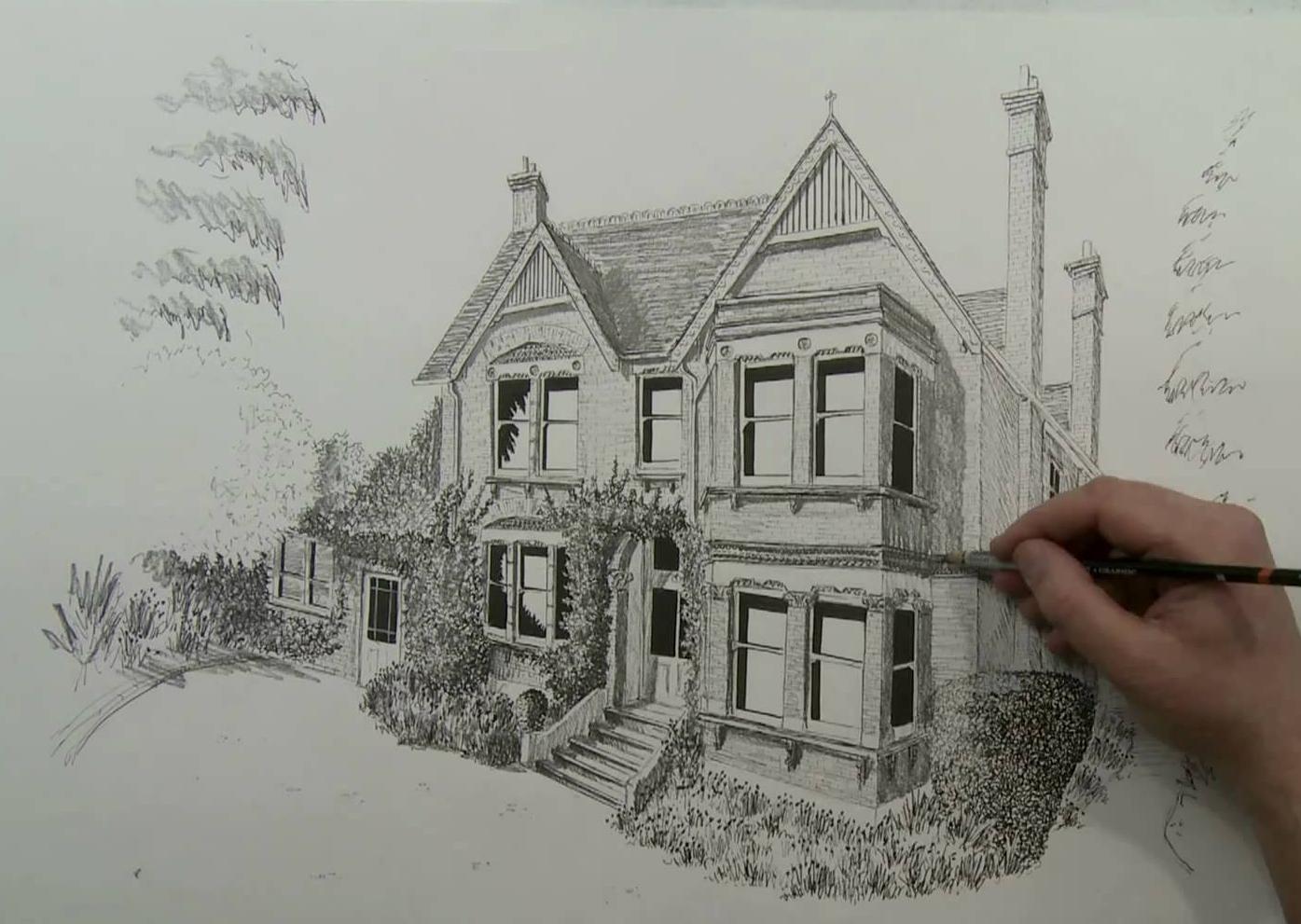 Ház rajz 3