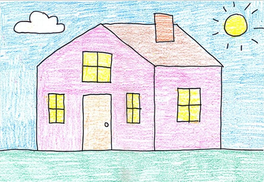 Ház rajz 4