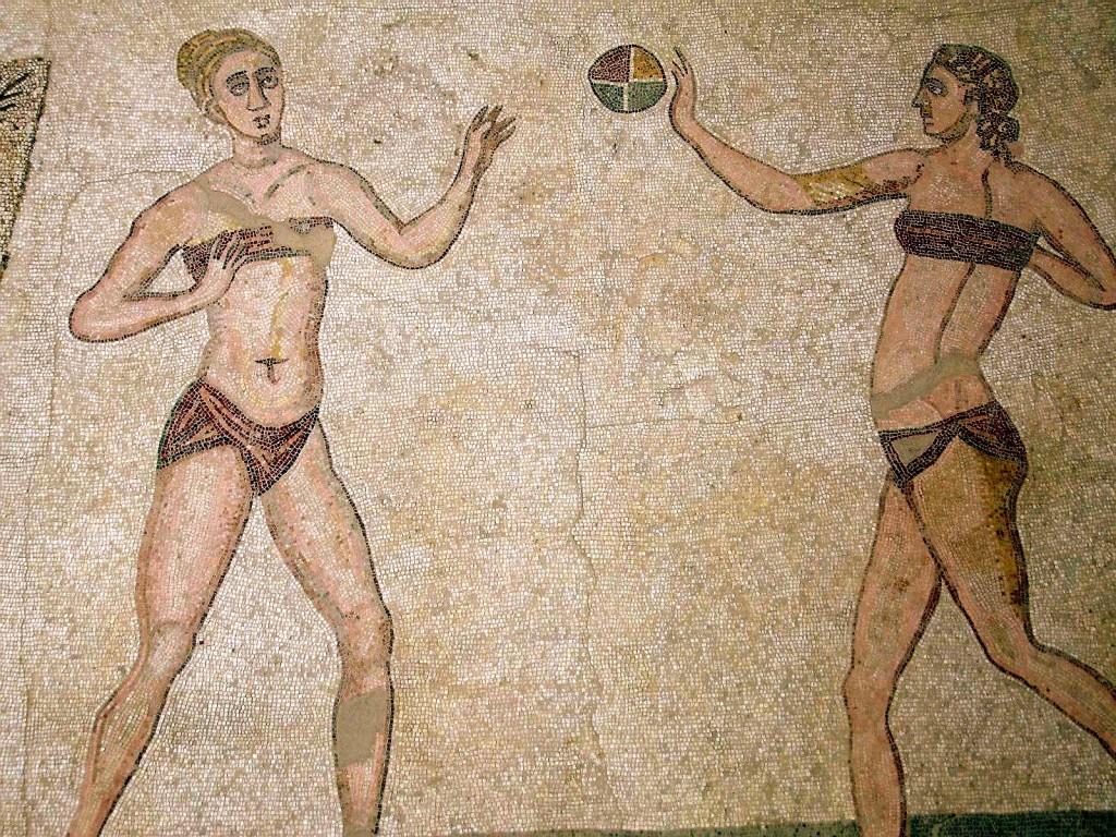 római bikini