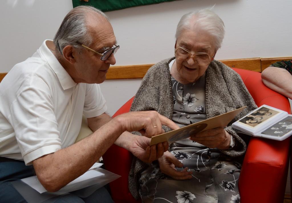 104 éves néni6