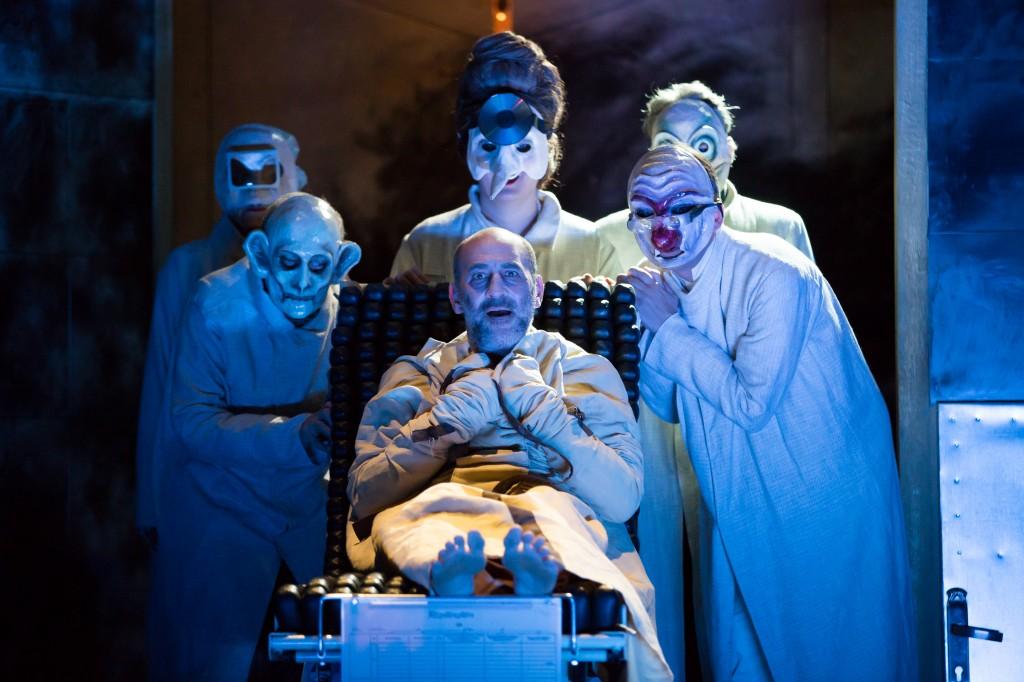 Amadeus, Pécsi Nyári Színház, Fotó: Hermann Péter