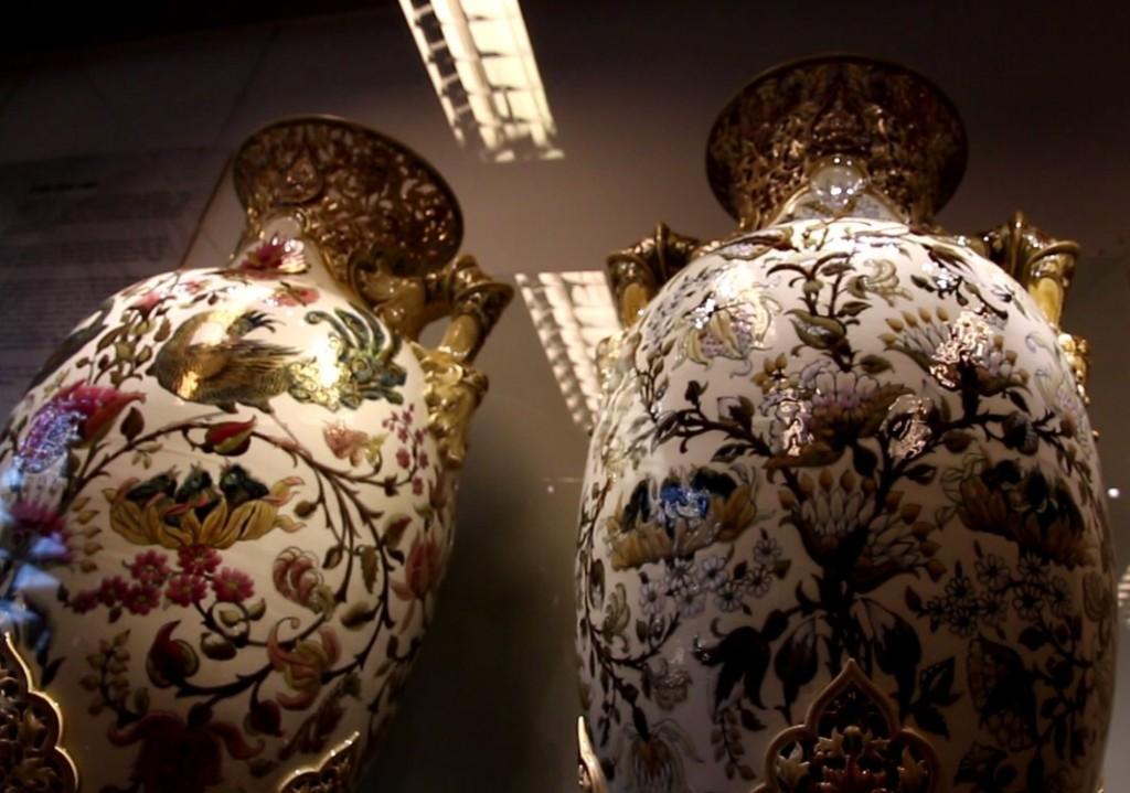 Zsolnay-váza