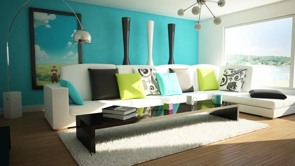lakás, otthon, nappali