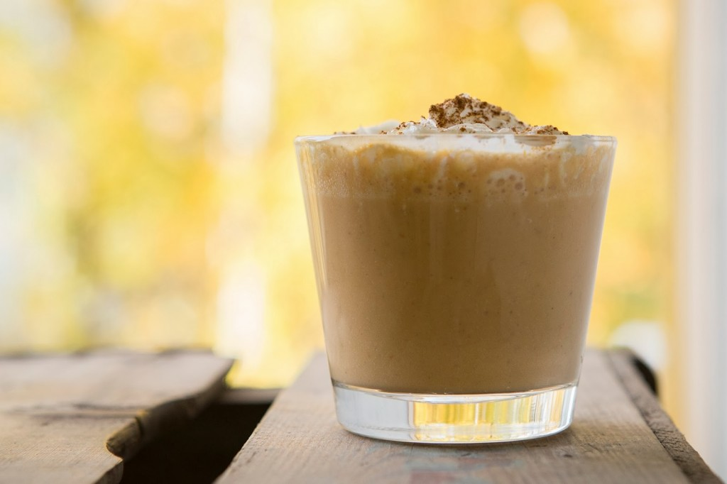 kávé smoothie