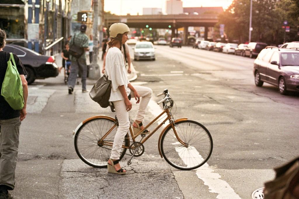 bringa, kerékpár