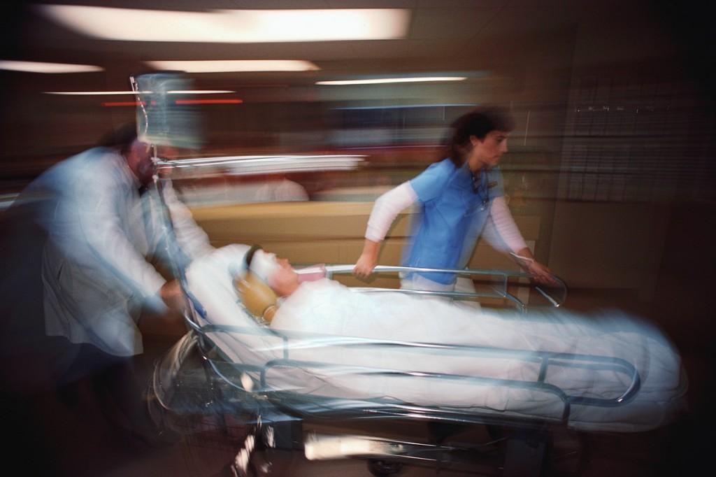 Sürgősségi, kórház