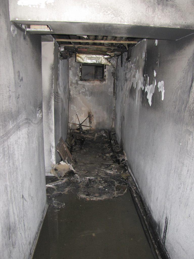 Tűz, Szántó utca (1)