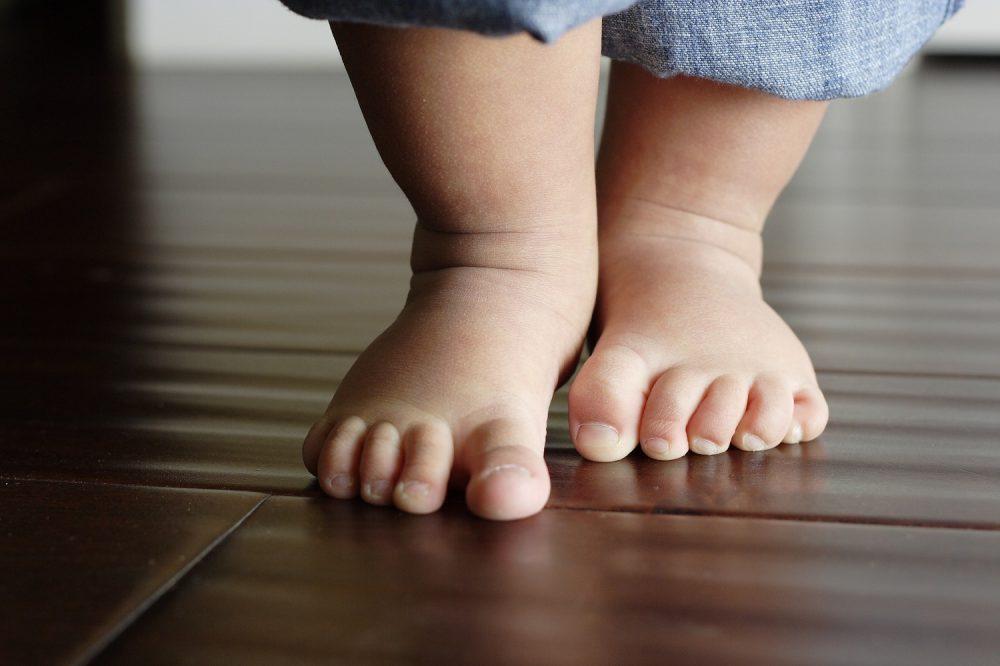 baba láb