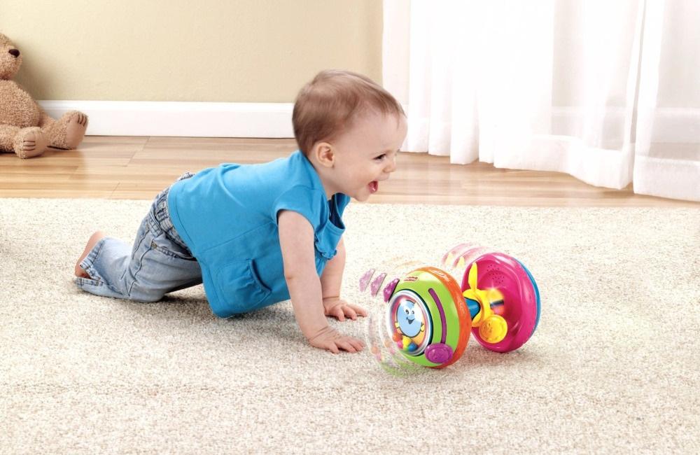 baba, mászik