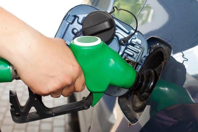 benzin, tankolás