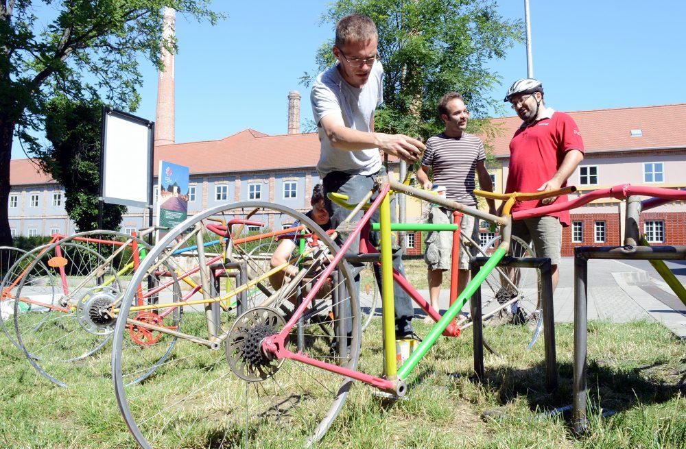 kerékpár tároló1
