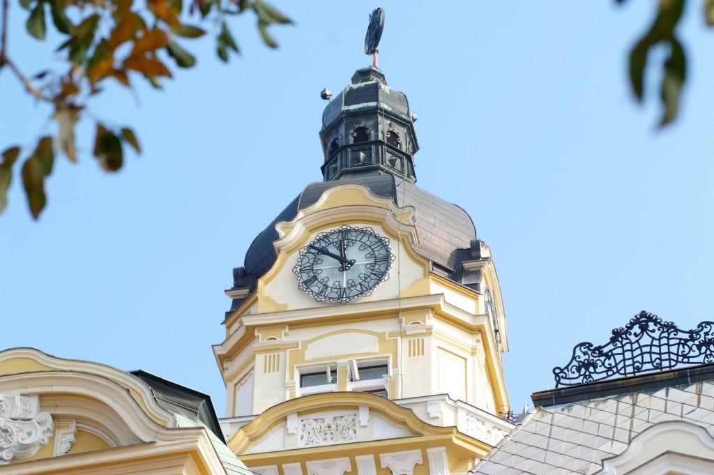 zsófinak-városháza tornya