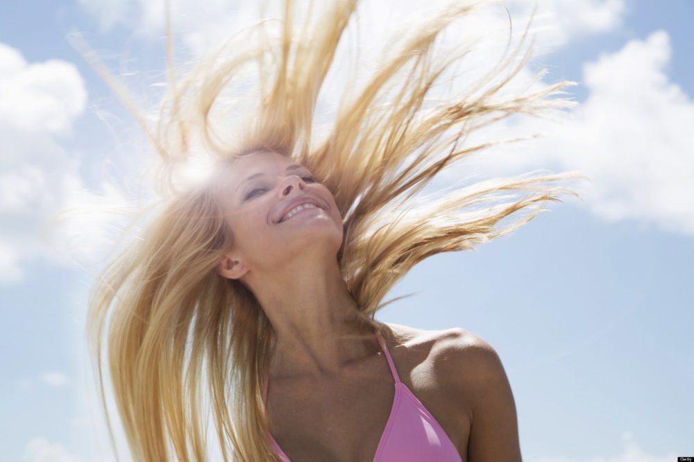 nyári frizura