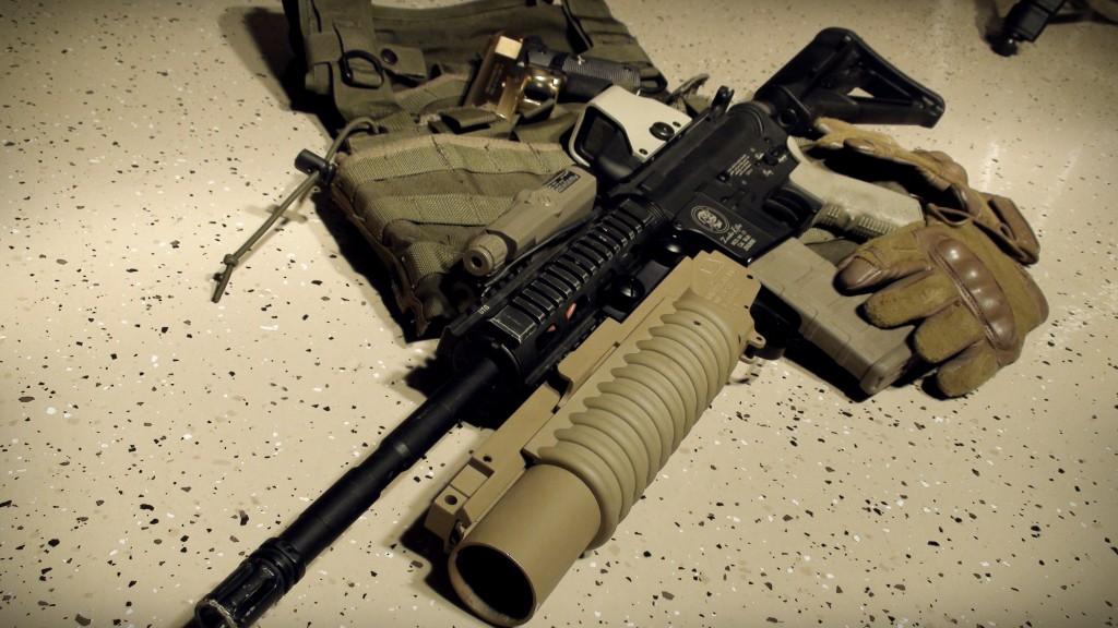 airsoft fegyver
