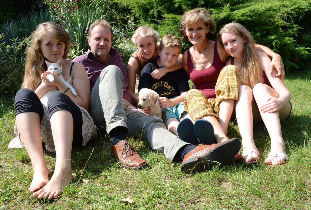 kővári jános és családja2