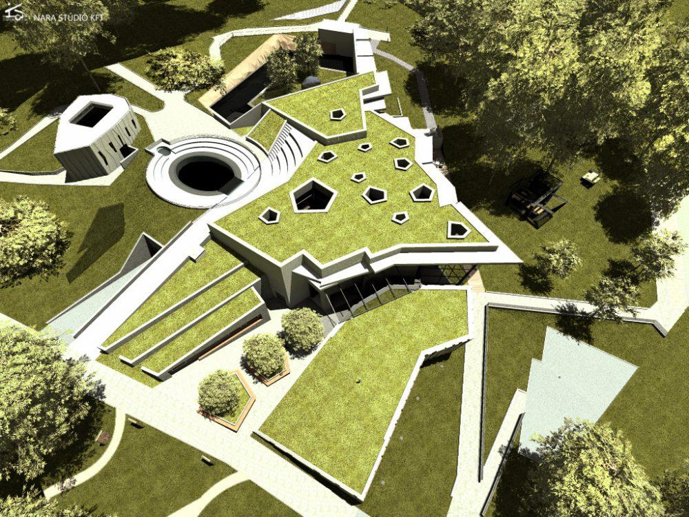 Ilyen lesz - Látványterv: Nara Stúdió Kft.