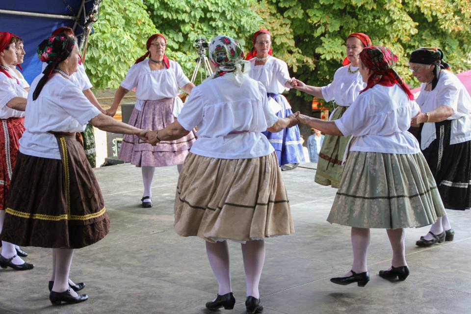 Pécsi Napok 2014 - sétatér fesztivál