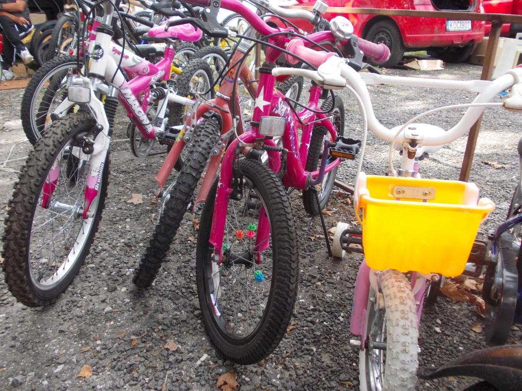 A kicsik is megtalálhatják a kedvükre való bringát