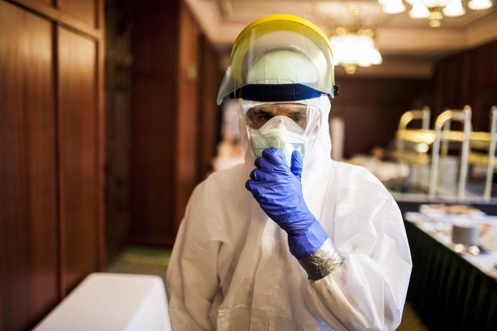 Pécsen még az ebola megjelenésére is felkészültek