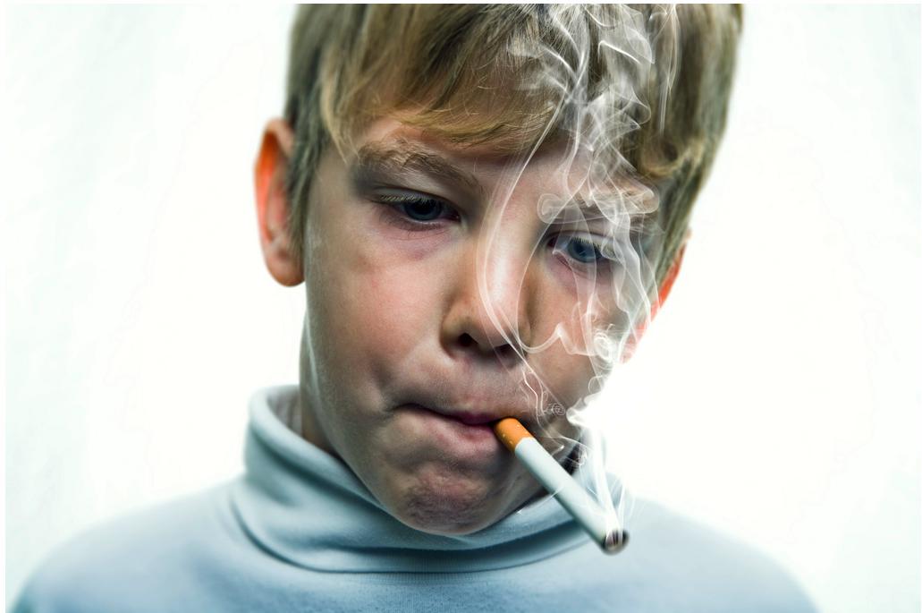 Gyerek cigi