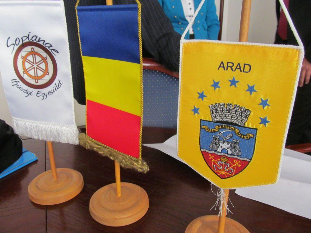 Pécs és Arad kapcsolata több, mint egy szerződés