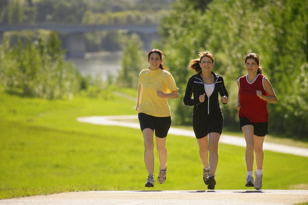 futás, futó nők, sport,