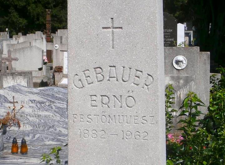 Gebauer Ernő sírhelye is védelmet kap