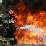 Tűz volt Pécs belvárosában
